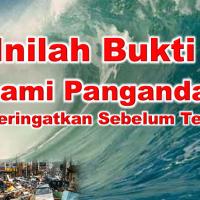 Kisah Nyata Sebelum Tsunami Pangandaran