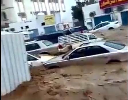 banjir-arab