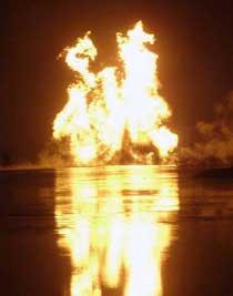 Lafal Allah dalam Ledakan Pertamina di Lumpur Lapindo Sidoarjo