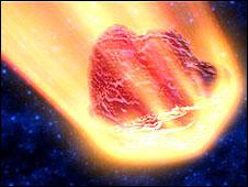 meteor_ukuran_kelapa