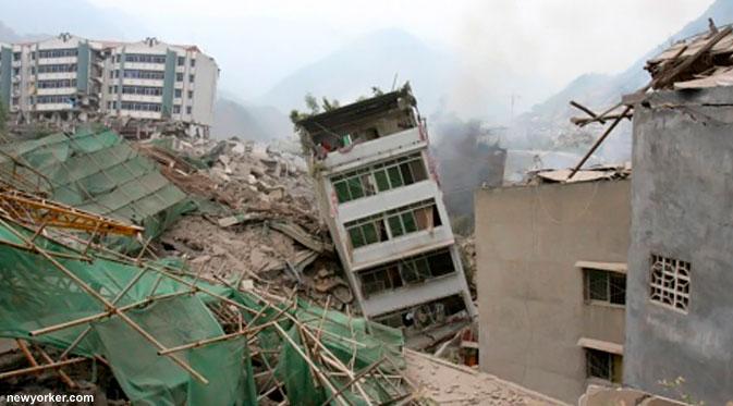 Inilah Bukti Kiamat Sudah Dekat: Gempa Dahsyat Cina #3 Dunia~ – Fenomena  Alam Semesta