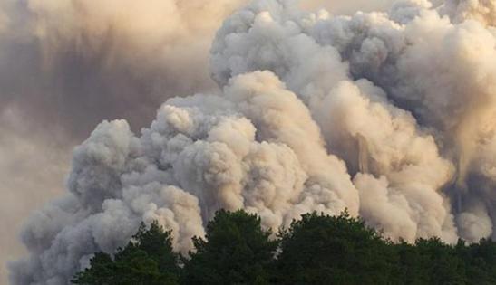 wedus-gembel-saat-letusan-gunung-merapi-tahun-2006_