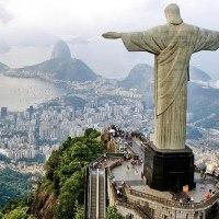 ~Terungkap Misteri Di Balik Patung Jesus Terbesar di Brazil Tersambar Petir~