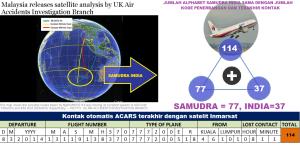 Ajaib Misteri Pesawat MH370 Tertulis Sebelum Jatuh