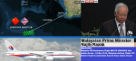 Malaysia PM Announces Flight MH370 CRASHES