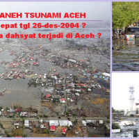 Kode-Kode Ajaib Pada Tsunami Aceh