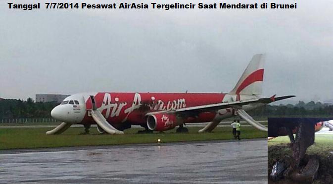 air_asia_tergelincir_7_7_2014_di_brunei