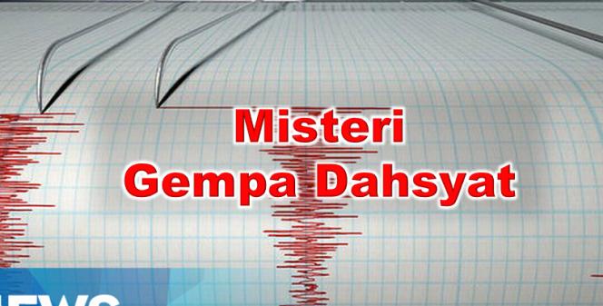 ~[Misteri Ilahi] Gempa Besar Guncang Ciamis, Bantul dan Yogya, SebuahRangkaian